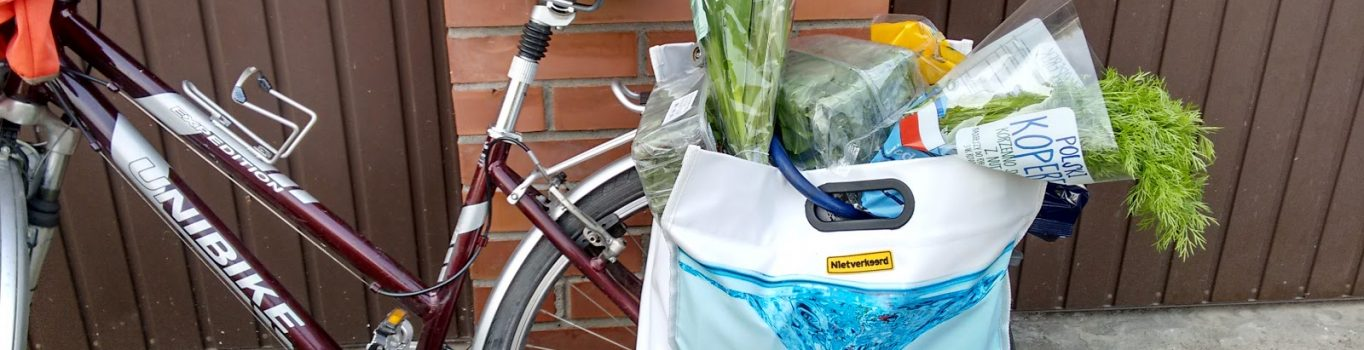 Wiosenna elegancja na rowerze
