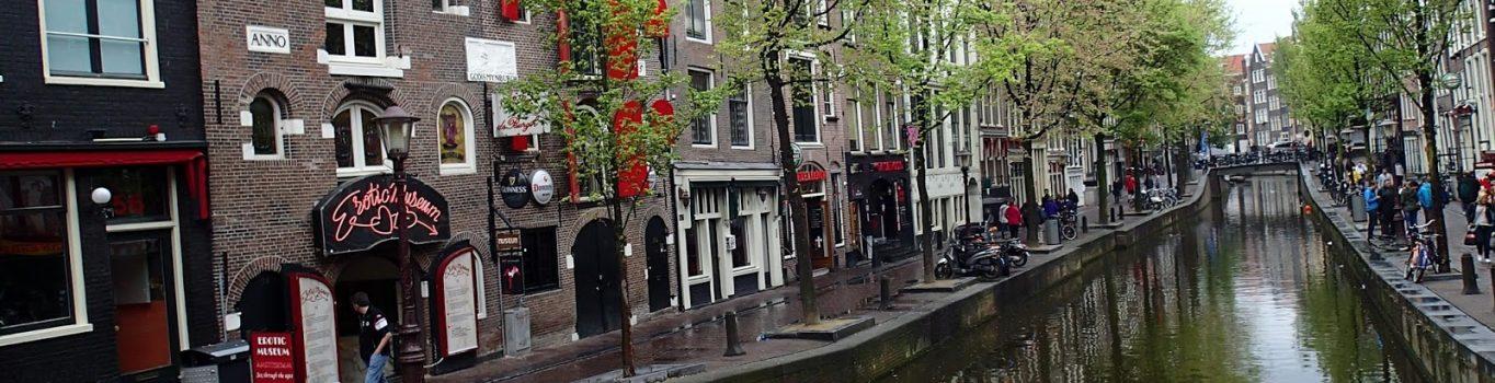 Amsterdam – miasto rowerów i kanałów