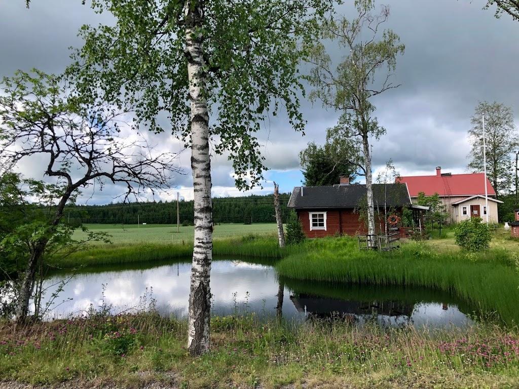 Ósmy dzień w Finlandii pod znakiem deszczu