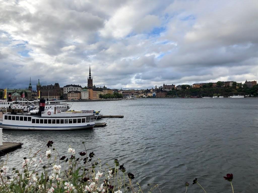 Sztokholm znów na mokro