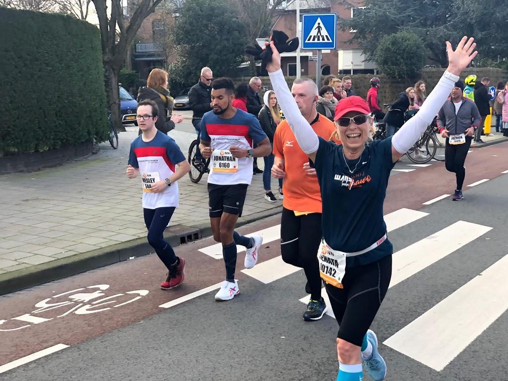 Zagubiony półmaraton biegowy z marca